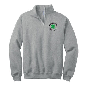 4H - QUARTER ZIP SWEATSHIRT