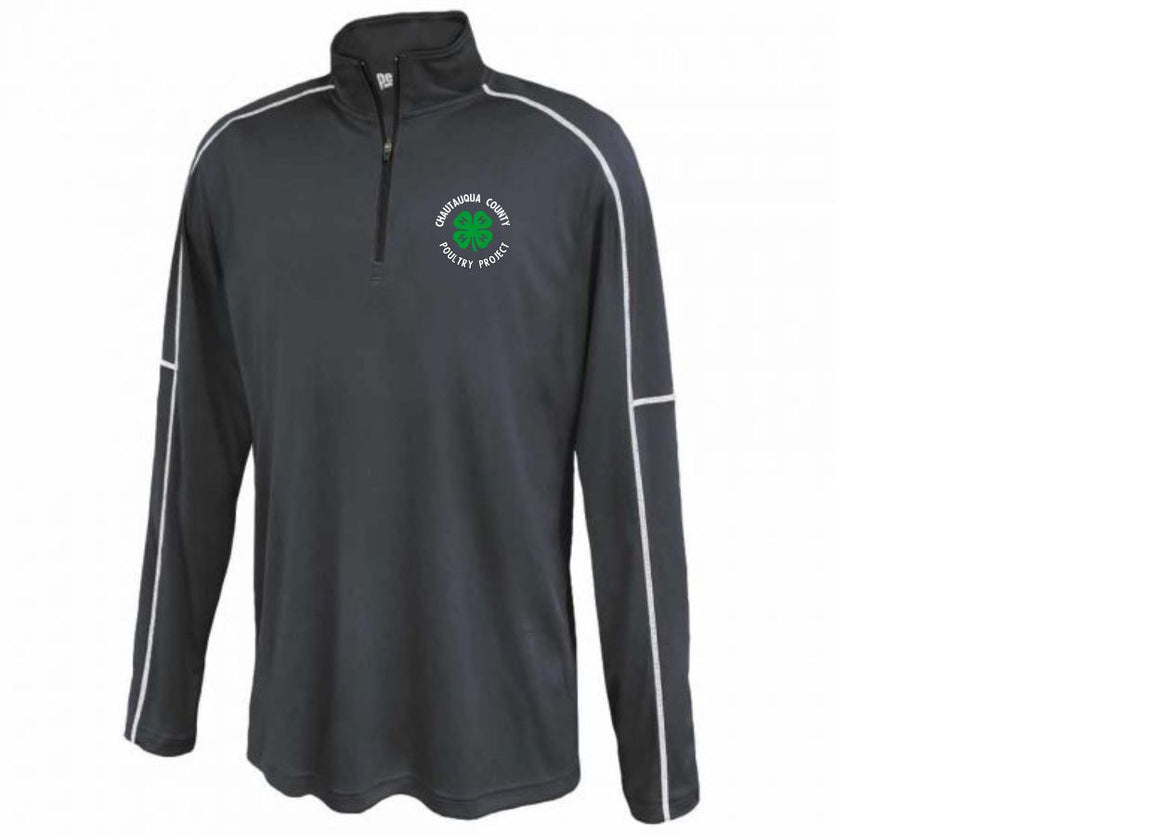 4H - PERFORMANCE QUARTER ZIP PULLOVER - ADULT
