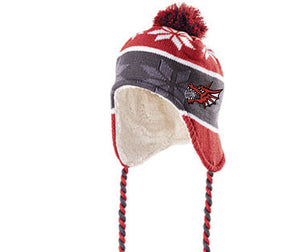 MG BASKETBALL - EARFLAP HAT