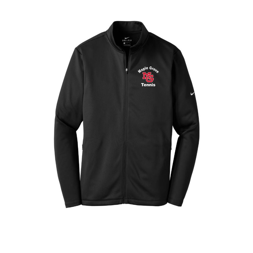 MAPLE GROVE TENNIS - NIKE FULL ZIP