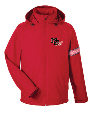 MG TRACK - MEN'S FLEECE LINED JACKET