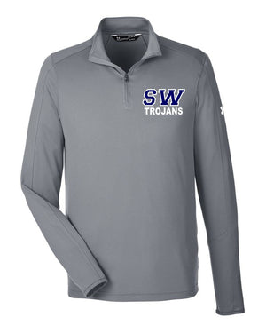 SWBB - UNDER ARMOUR MEN'S QUARTER ZIP