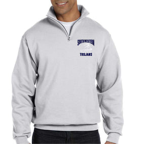 SWBB - QUARTER ZIP SWEATSHIRT