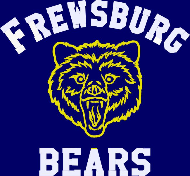FREWSBURG CHEER - FLEECE BLANKET