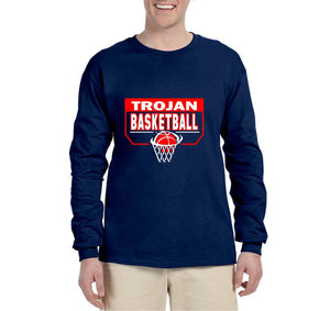 SW Basketball Long Sleeve T-Shirt