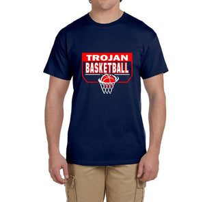 SW Basketball Short Sleeve T-Shirt