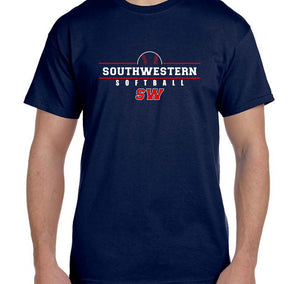 Copy of SW SOFTBALL - LONG SLEEVE TSHIRT