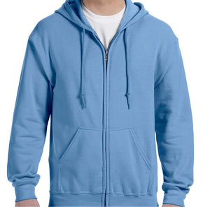ZION - FULL ZIP SWEATSHIRT