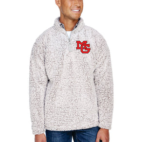 MG TRACK - MEN'S SHERPA FLEECE