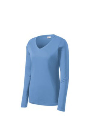 ST STORM - WOMEN'S  PERFORMANCE LONG SLEEVE TSHIRT