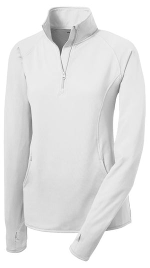 ZION - WOMEN'S QUARTER ZIP FLEECE