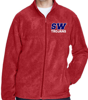 SWBB - MEN'S POLAR FLEECE JACKET
