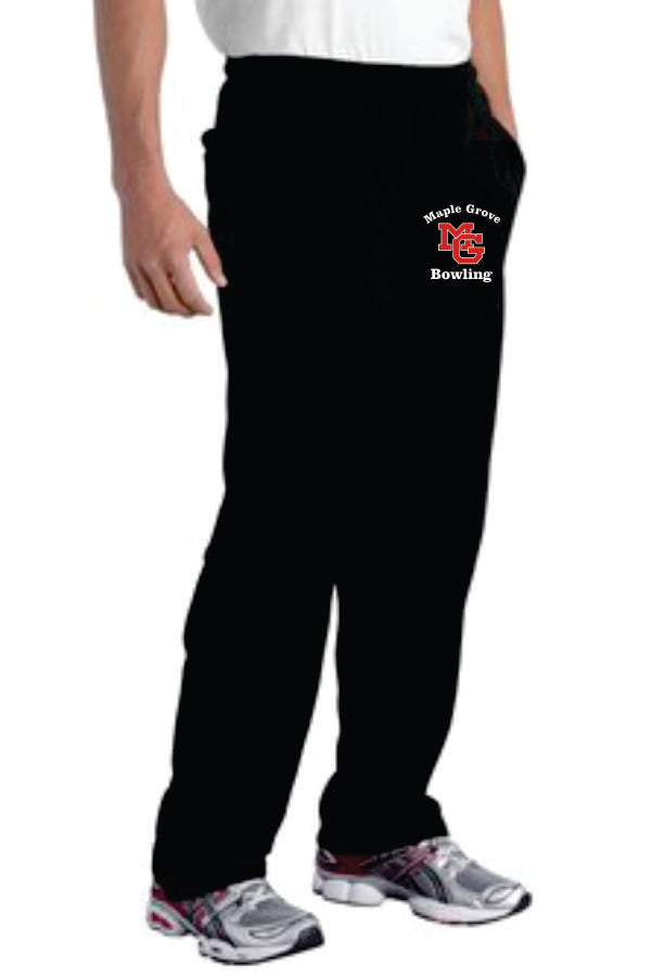 MG BOWLING - PANTS - MEN
