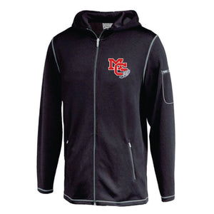 MG TRACK - PERFORMANCE HOODED SWEATSHIRT