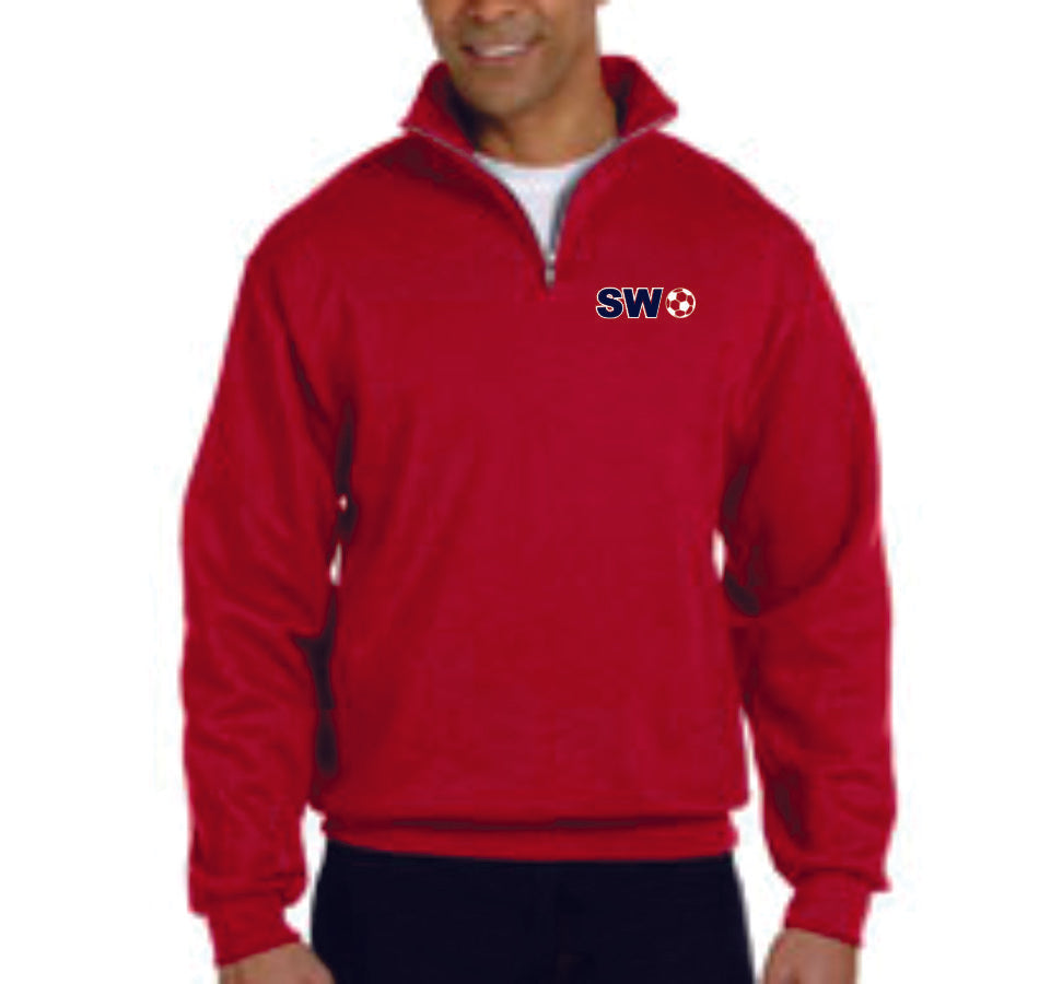 SWS - Quarter-Zip Sweatshirt