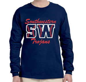 SW SOFTBALL - LONG SLEEVE TSHIRT
