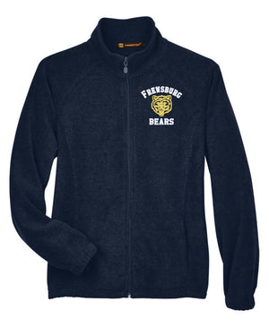 FREWSBURG CHEER  WOMEN'S FLEECE JACKET