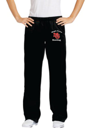 MG BOWLING - PANTS - WOMEN