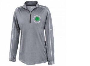 4H - PERFORMANCE QUARTER ZIP PULLOVER - WOMEN'S
