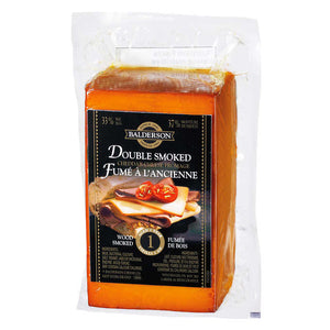 Balderson Double Smoked Cheddar - 500g