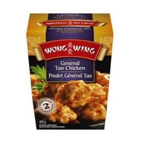 Wong Wing Chicken General Tao 400g