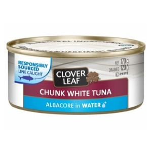 Wild Selection Tuna Chunk White in Water 170g