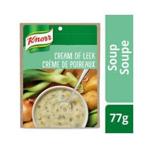 Knorr Cream of Leek Soup Mix 77g