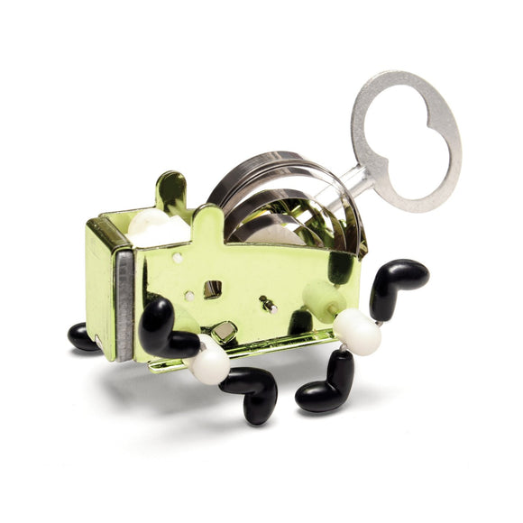 Wind-Up Robot: Pea