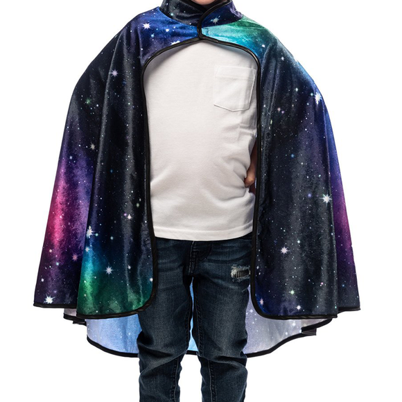 Cape: Galaxy Cape by Little Adventures