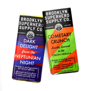 Intergalactic Rations: Cometary Crunch (Milk Chocolate)