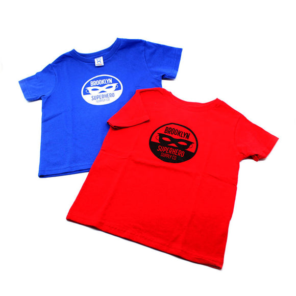T-Shirt: BSSCo. Logo (Kids' & Youth Sizes)