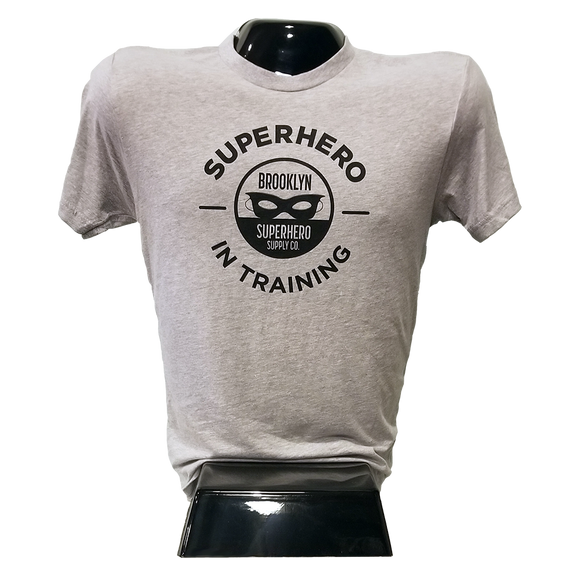 T-Shirt: Superhero in Training (Adult)