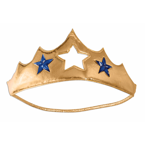 Tri-Starred Golden Tiara