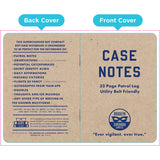 BSSCo. Case Notes Notebook