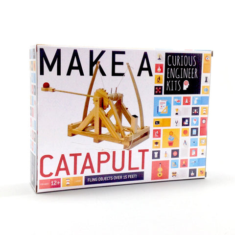 Curious Engineer: Catapult