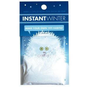 Compact Curiosities: Instant Winter