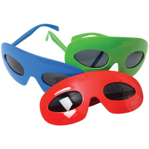 Superhero Sunglasses (Deluxe)