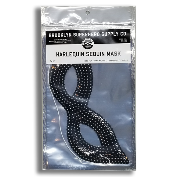 Masks: Harlequin Sequin