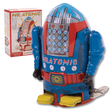 Mr. Atomic Robot