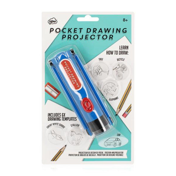 Pocket Drawing Projector