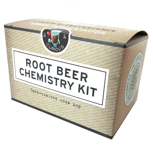 Root Beer Chemistry Kit