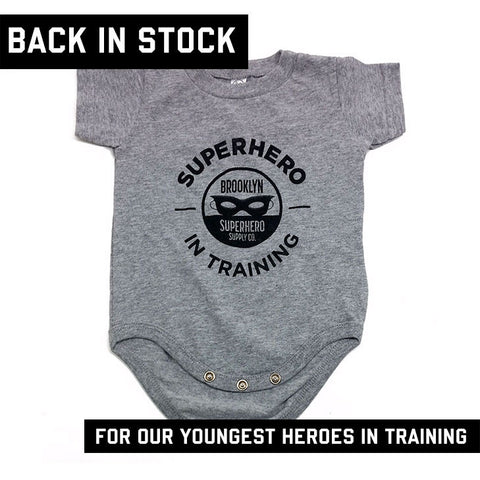 Onesie - Superhero in Training