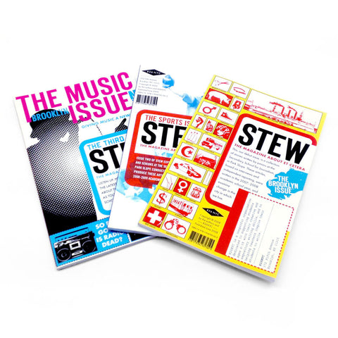 STEW Issue 1: Brooklyn