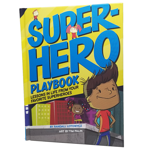 Super Hero Playbook