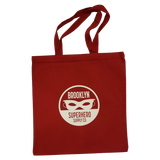 Tote Bag - Brooklyn Superhero Supply Co. Logo