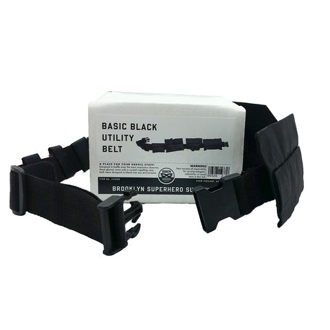 Utility Belt - Basic Black