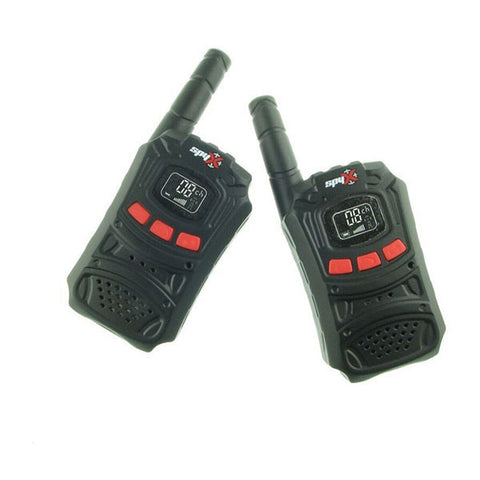 SpyX - Walkie Talkies