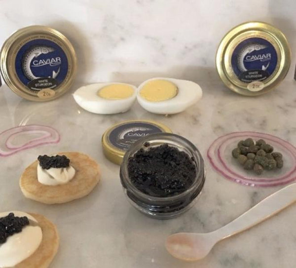 Caviar Gift Selection-Introducing Caviar