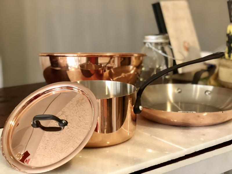 Frying Pan Copper