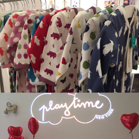 Penguin Organics at Playtime New York